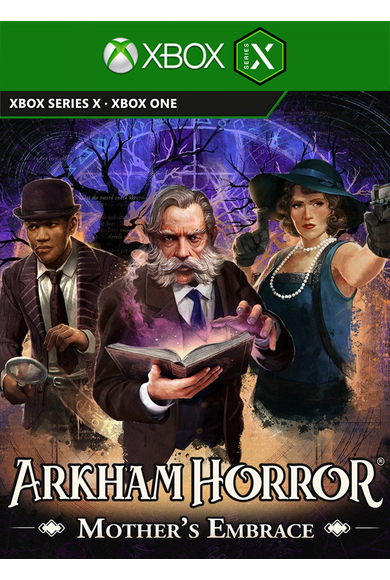 Arkham Horror: Mother's Embrace (Xbox One / Series X|S)