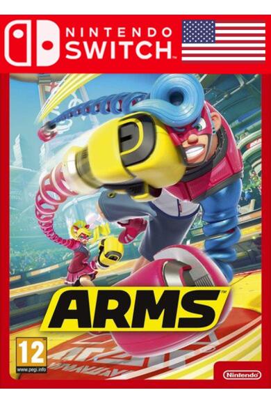 ARMS (USA) (Switch)