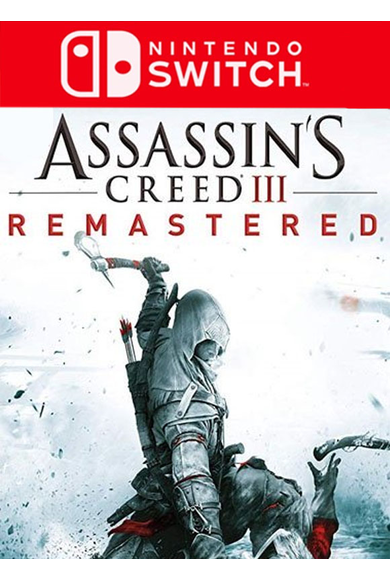Assassin's Creed III (3): Remastered (Switch)