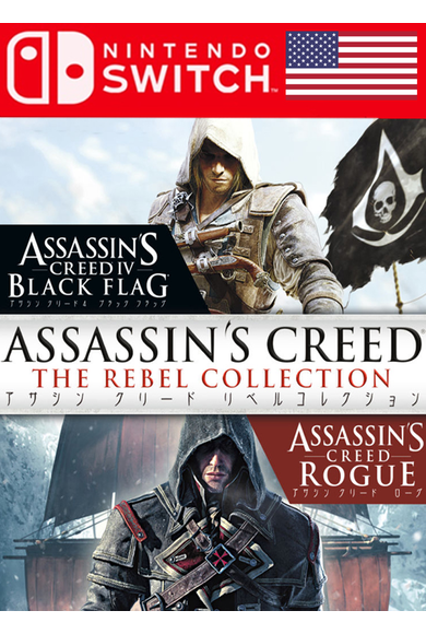 Assassin's Creed: The Rebel Collection (USA) (Switch)