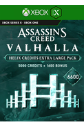 Assassin's Creed Valhalla – 6600 Helix Credits (Xbox Series X)