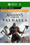 Assassin's Creed Valhalla - Gold Edition (Xbox One / Series X)