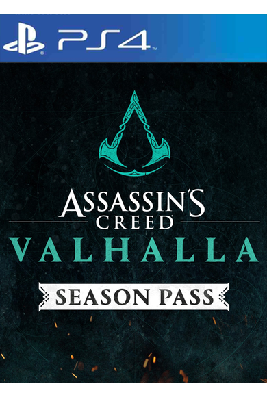 Assassin's Creed Valhalla - Season Pass (PS4)