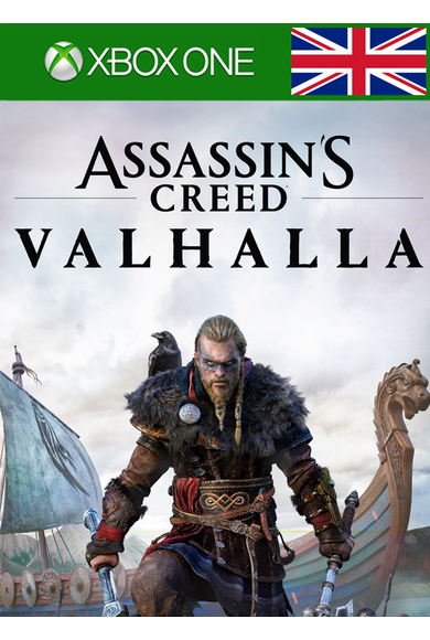 Assassin's Creed Valhalla (UK) (Xbox One)