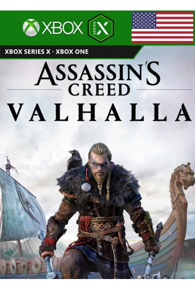 Assassin's Creed Valhalla (USA) (Xbox Series X)