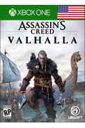 Assassin's Creed Valhalla (USA) (Xbox One)