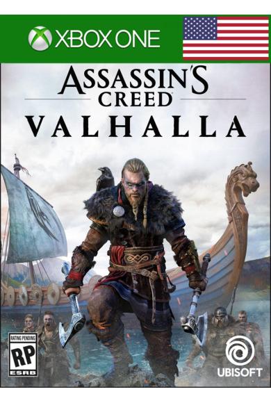 Assassin's Creed Valhalla (USA) (Xbox One)