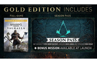 Assassin's Creed Valhalla - Gold Edition (UK) (Xbox One)
