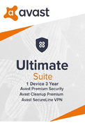 Avast Ultimate - 1 Device 3 Year