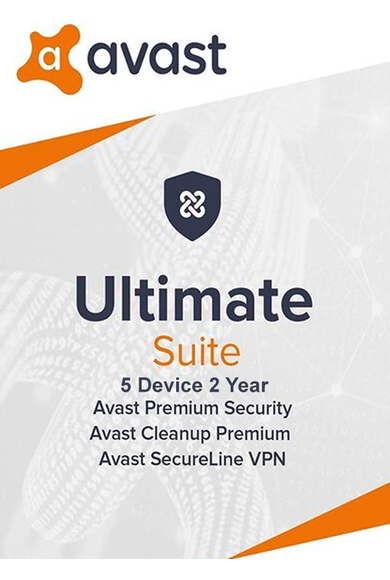 Avast Ultimate - 5 Device 2 Year
