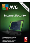 AVG Internet Security 2019 - 1 PC 1 Year