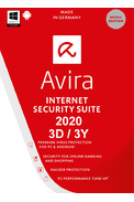 Avira Internet Security Suite 2020 - 3 Device 3 Year