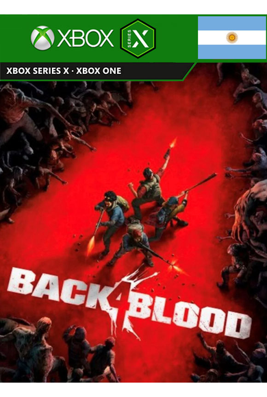 Back 4 Blood (Argentina) (Xbox ONE / Series X|S)