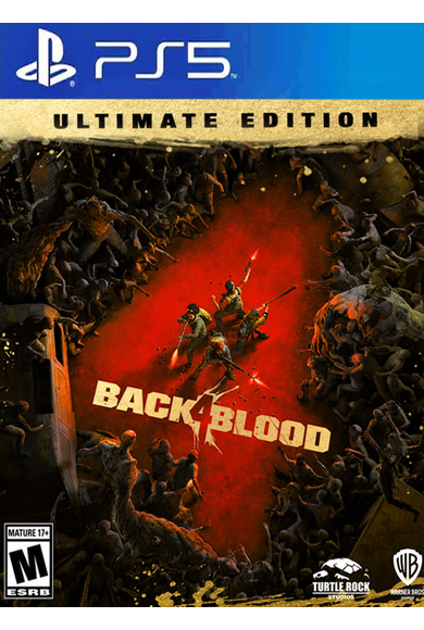 Back 4 Blood - Ultimate Edition (PS5)
