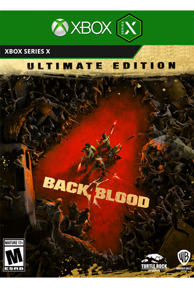 Back 4 Blood - Ultimate Edition (Xbox Series X|S)