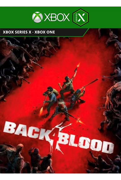 Back 4 Blood (Xbox ONE / Series X S)