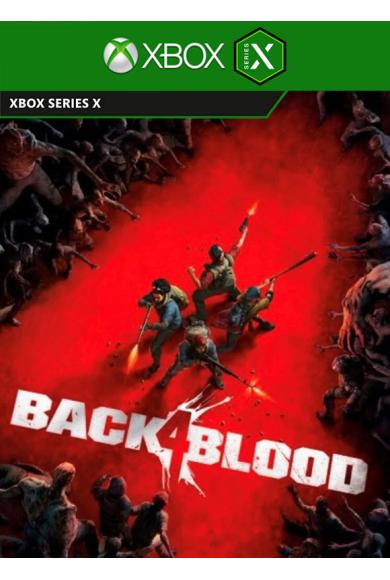 Back 4 Blood (Xbox Series X|S)