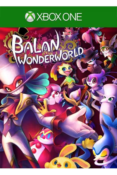 Balan Wonderworld (Xbox One)