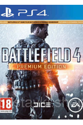 Battlefield 4 - Premium Edition (PS4)