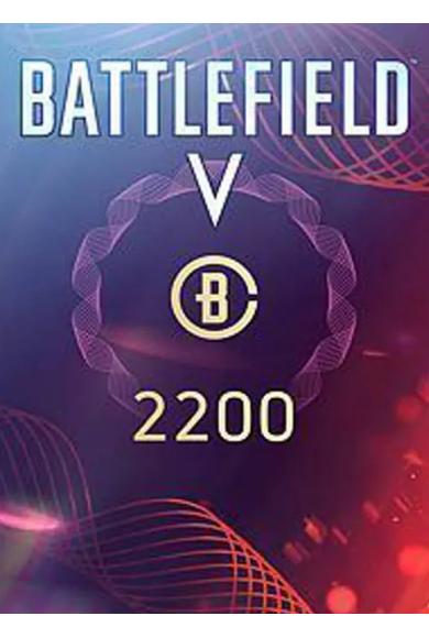 Battlefield 5 (V) - 2200 Battlefield Currency