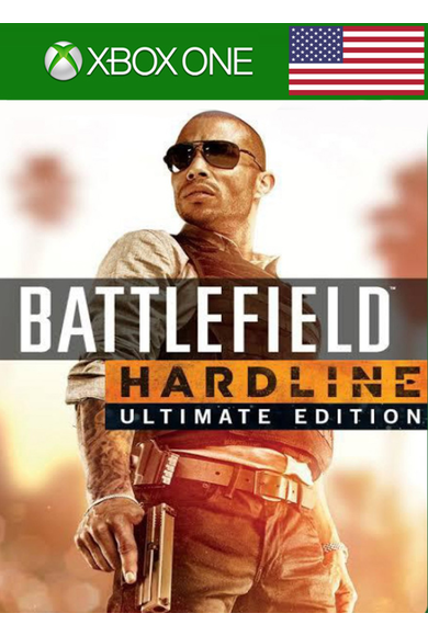 Battlefield Hardline - Ultimate Edition (USA) (Xbox One)