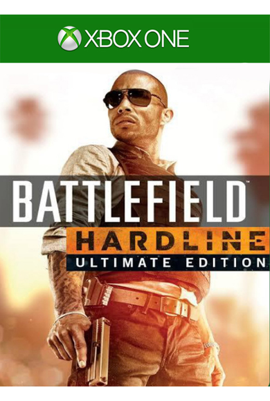 Battlefield Hardline - Ultimate Edition (Xbox One)