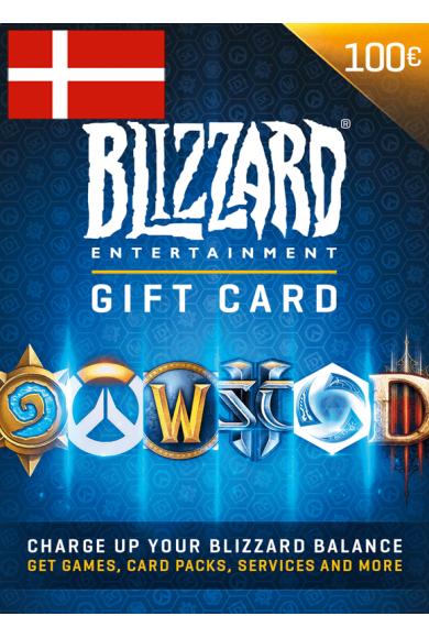 Battle.net Gift Card 100€ (EUR) (Denmark)
