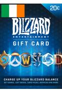 BATTLE.NET GIFT CARD 20€ (EUR) (Ireland)