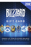 Battle.net Gift Card 20£ (GBP)