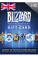 Battle.net Gift Card £40 (GBP) (UK - United Kingdom)