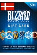 Battle.net Gift Card 50€ (EUR) (Denmark)