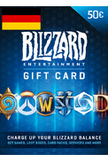 Battle.net Gift Card 50€ (EUR) (Germany)