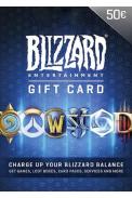 Battle.net Gift Card 50€ (EUR)