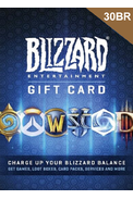 Battle.net Gift Card R$30 (BR) (Brazil)