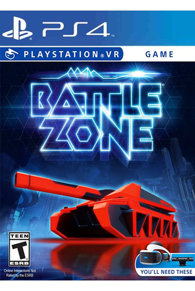 Battlezone (VR) (PS4)