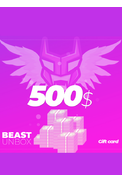 BeastUnbox.com Gift Card 500$ (USD)