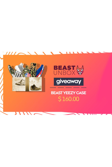 BeastUnbox.com Gift Card 25$ (USD)