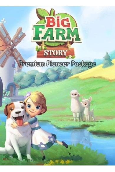 Big Farm Story - Premium Pioneer Package (DLC)