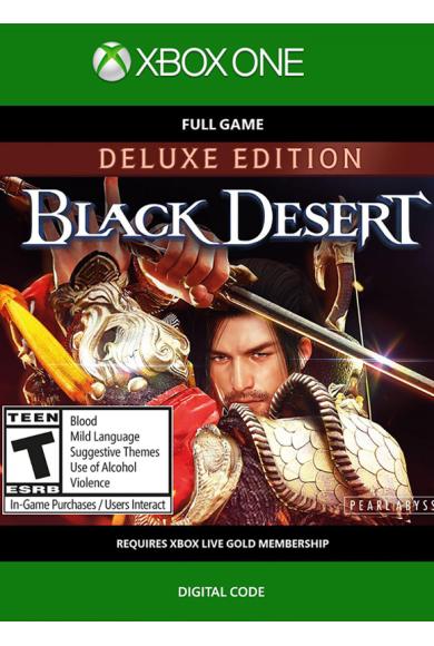 Black Desert - Deluxe Edition (Xbox One)