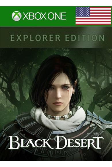 Black Desert - Explorer Edition (USA) (Xbox One)