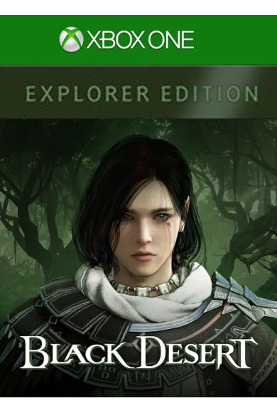 Black Desert - Explorer Edition (Xbox One)
