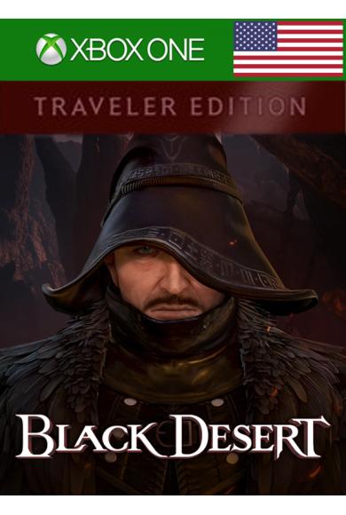 Black Desert - Traveler Edition (USA) (Xbox One)