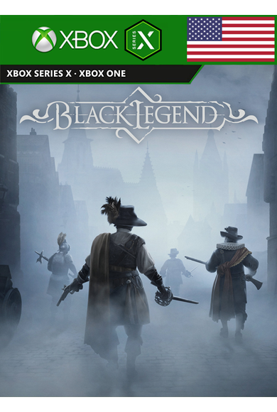 Black Legend (USA) (Xbox One / Series X|S)