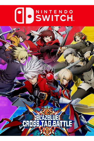 BlazBlue: Cross Tag Battle (Switch)