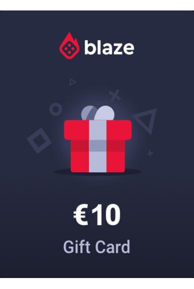 Blaze.com Gift Card 10€ (EUR)