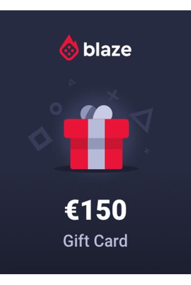 Blaze.com Gift Card 150€ (EUR)