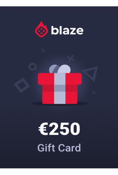 Blaze.com Gift Card 250€ (EUR)