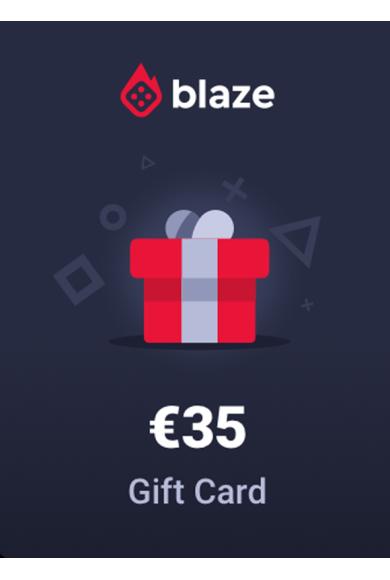 Blaze.com Gift Card 35€ (EUR)