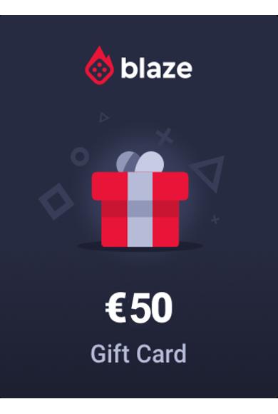 Blaze.com Gift Card 50€ (EUR)