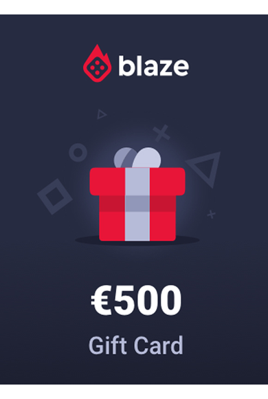 Blaze.com Gift Card 500€ (EUR)